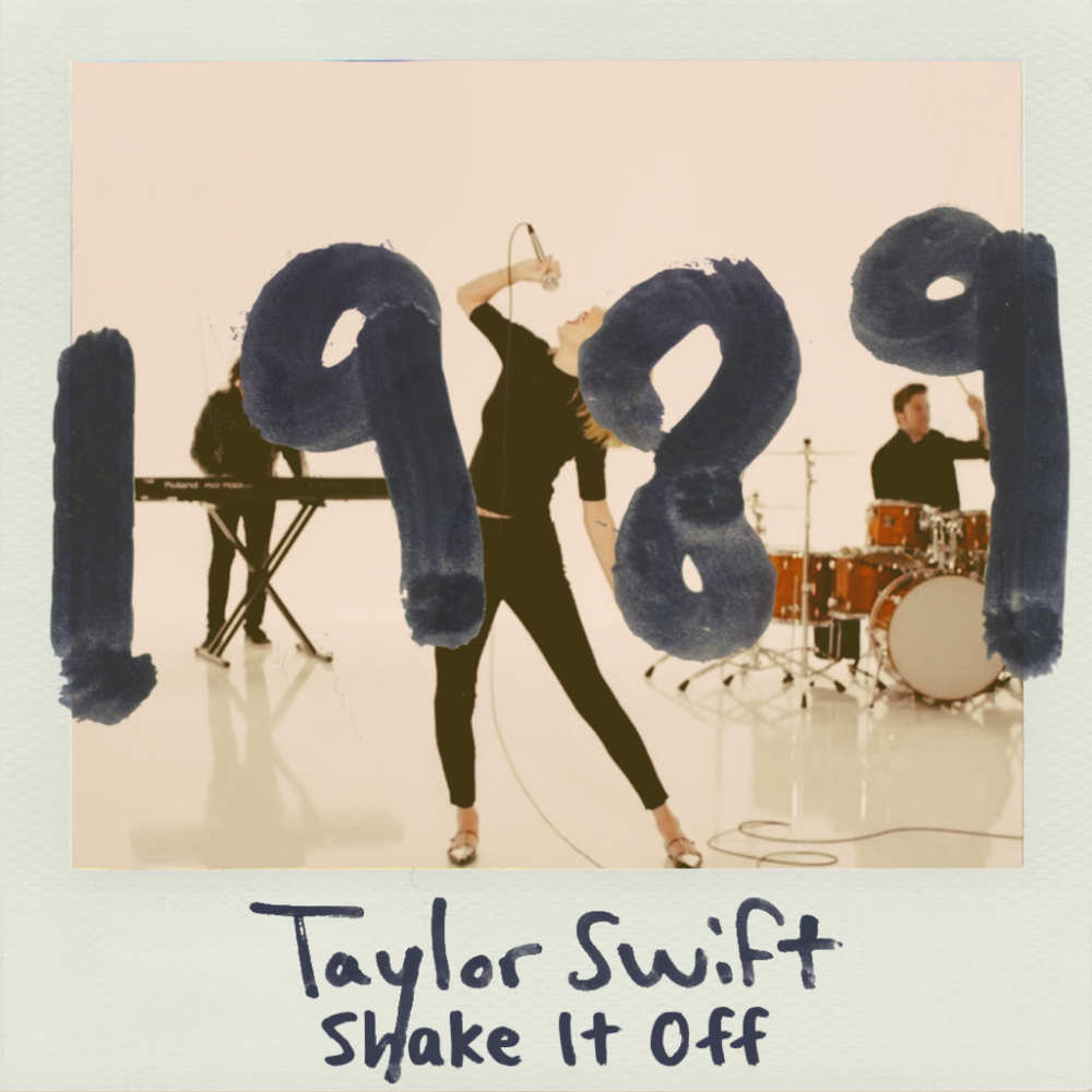 Fiche arrangement - Shake it off - Taylor Swift